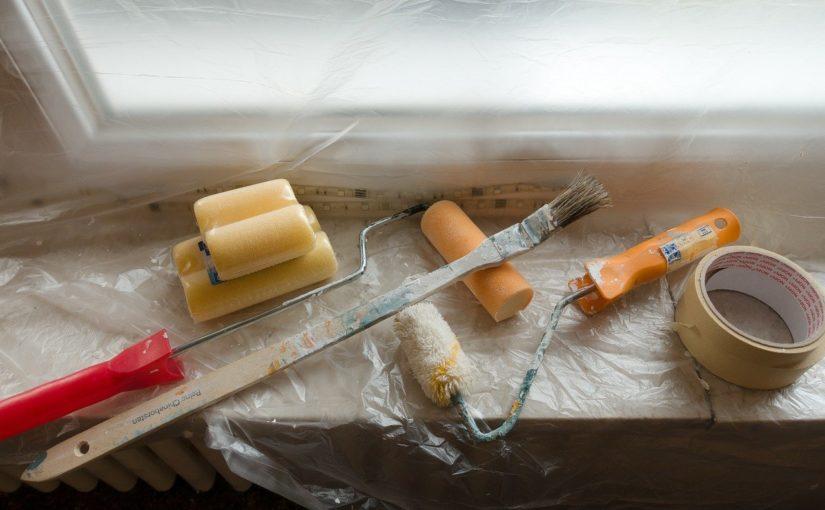 Planując odnowienie mieszkania należałoby wcześniej przygotować się do niego.